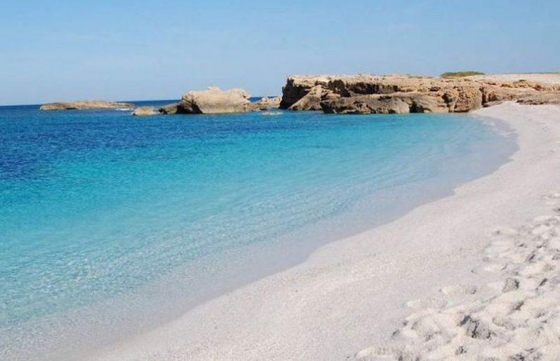 пляж Италии