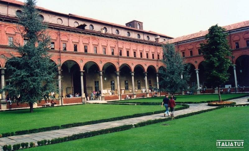 Университеты милана, италия, italiatut, университеты италии