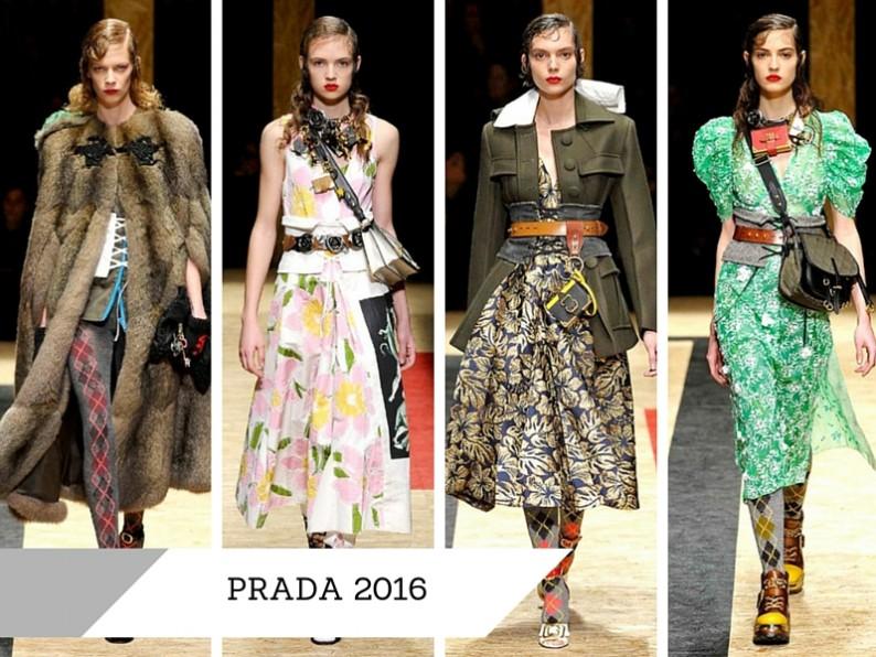 Коллекция Prada