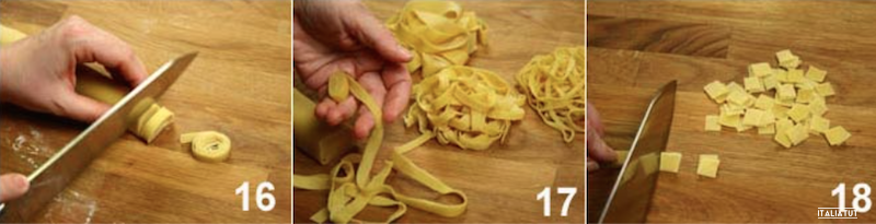 как сделать пасту