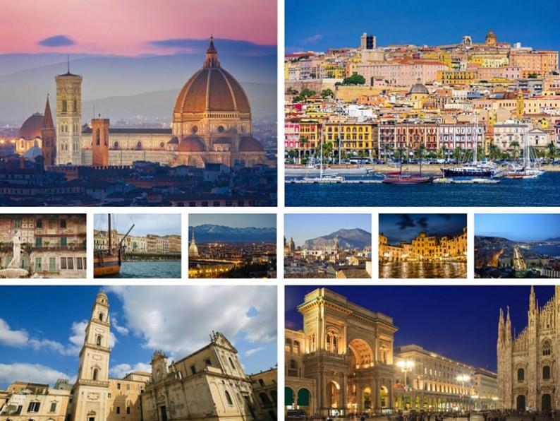 итальянские города