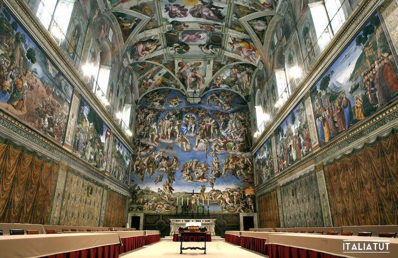 Музеи Ватикана, Сикстинская Капелла