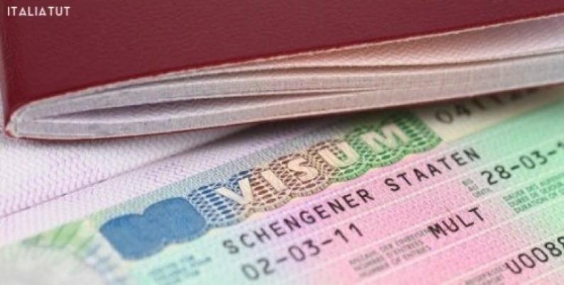 документы для визы, италия тут, русские в италии, италия по русски, шенген виза