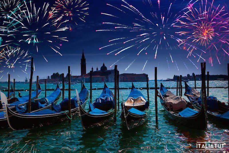 новый год в италии 2017