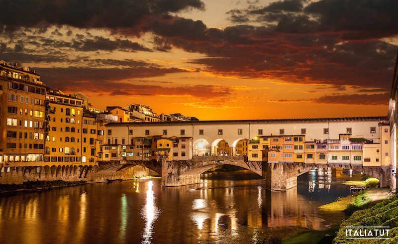 итальянские города, флоренция