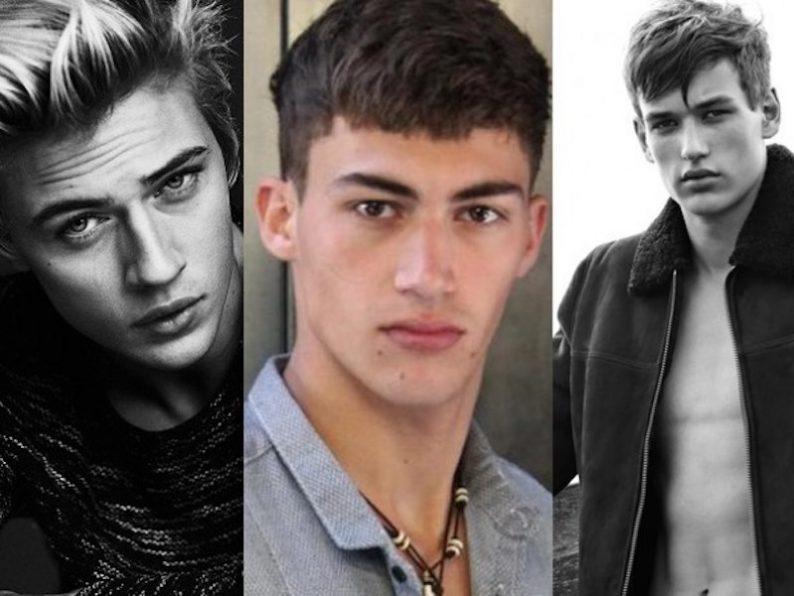 модели мужчины