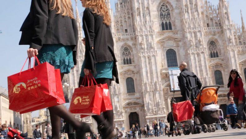 аутлеты в Милане