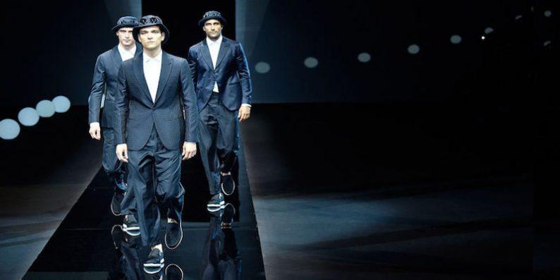 Мужская неделя моды в Милане 2017