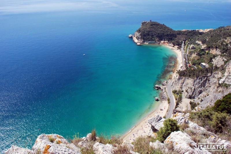 лигурийское побережье