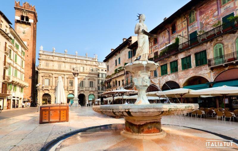 итальянские города, верона