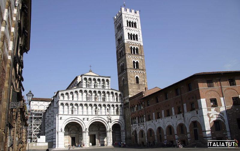 итальянские города, лука