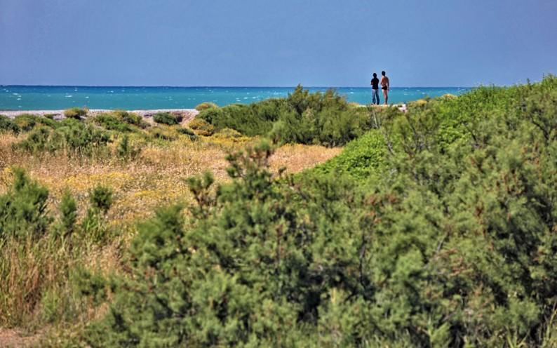 италия пляжи