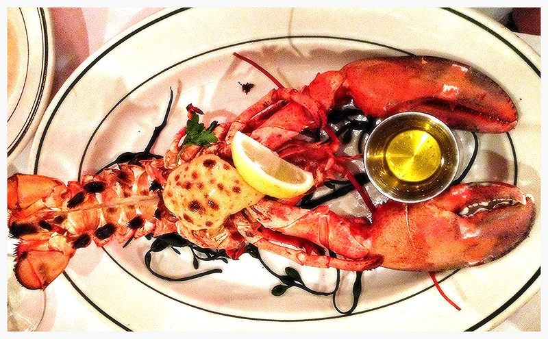 Рыбные рестораны Милана