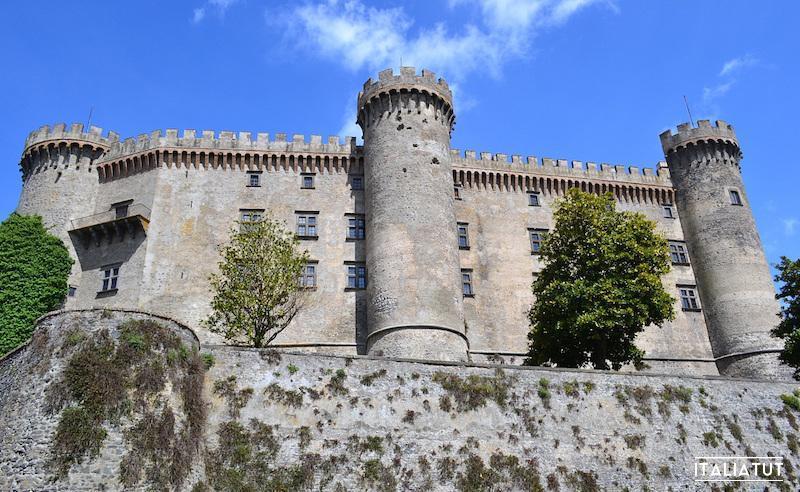 Замки Италии