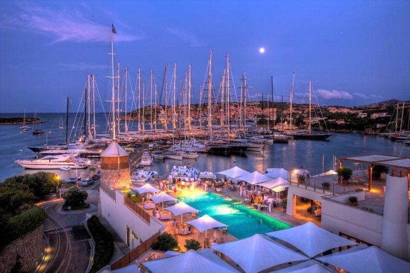 туристические порты италии