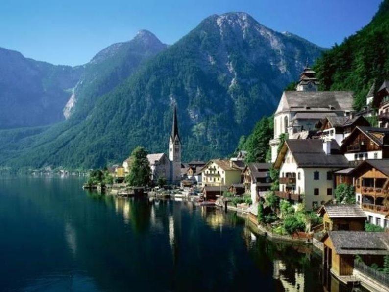 Итальянские Альпы города