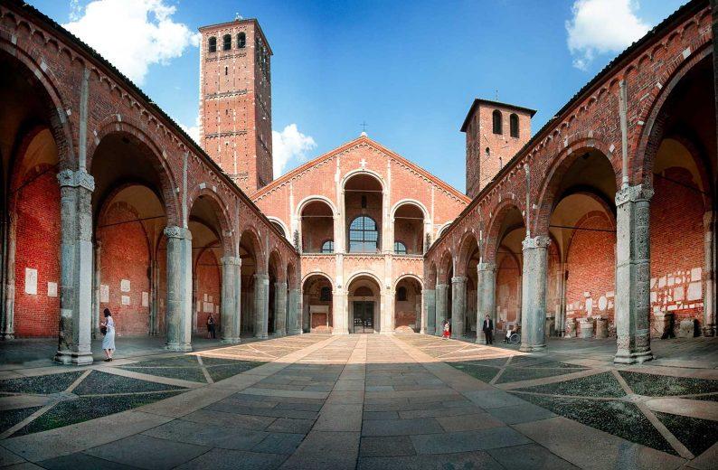 Милан интересные места