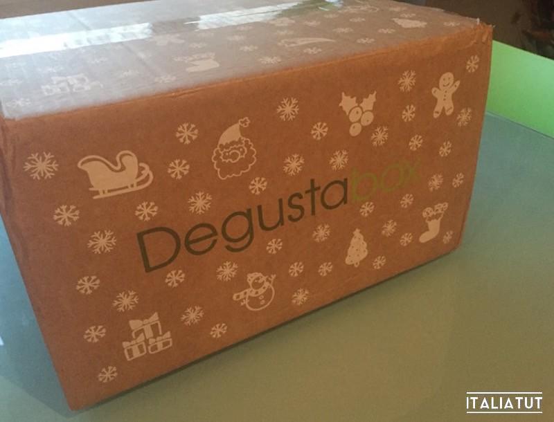итальянские продукты, food box, degustabox