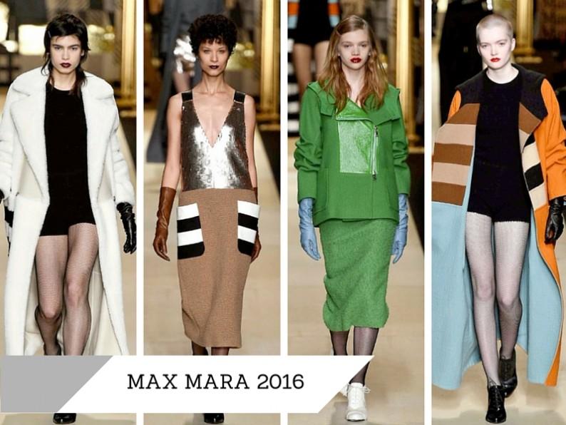 коллекция max mara 2016