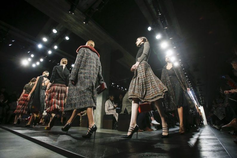 миланская неделя моды 2017