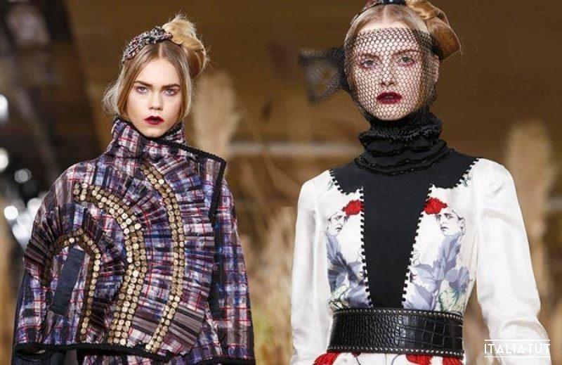 неделя моды в Милане 2017 расписание