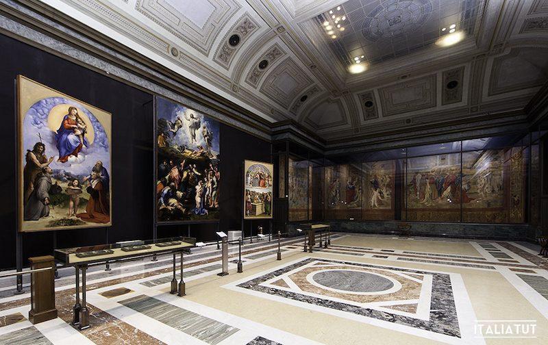 Музеи Ватикана,
