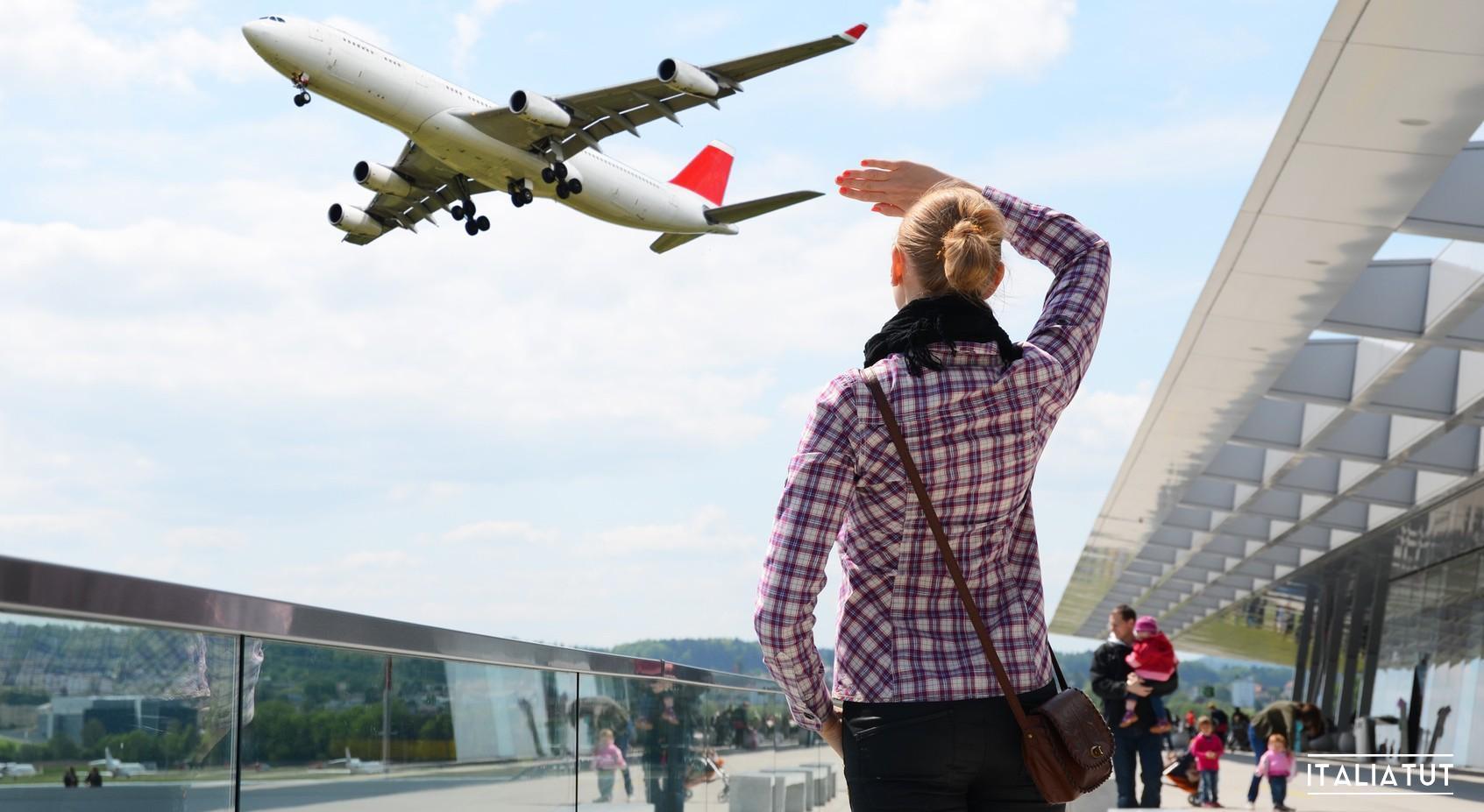 аэропорты италии