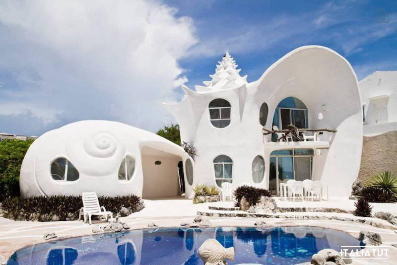 The-Seashell-House-Casa-Caracol-Airbnb