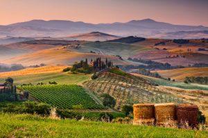 Италия в ноябре