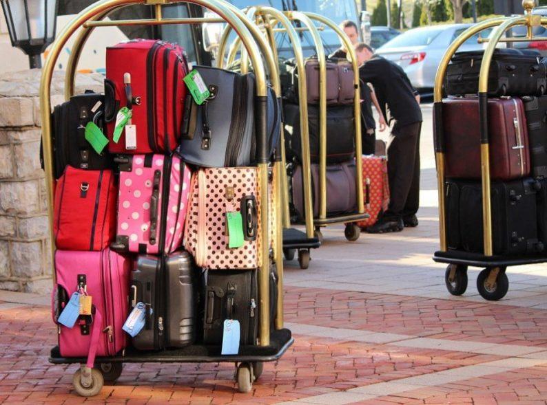 итальянские чемоданы