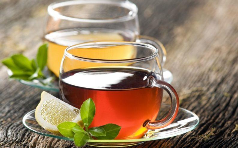 Радужные коктейли и чай с пузырьками