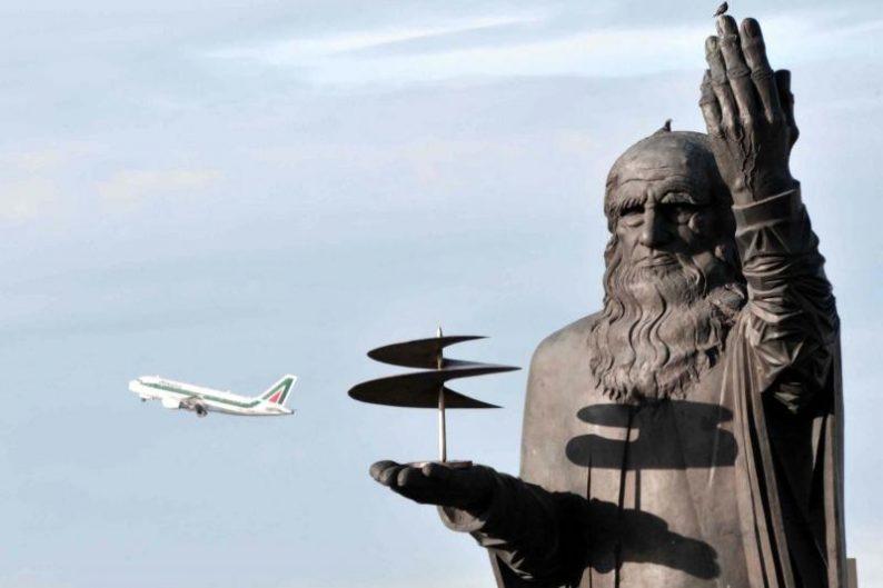 Как добраться из аэропорта в Рим