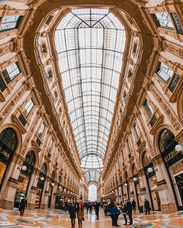 Авторский фэшн шоп тур в Милан