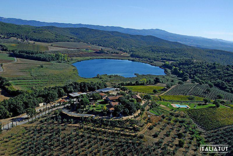 озера италии