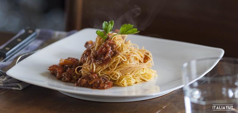 итальянские блюда