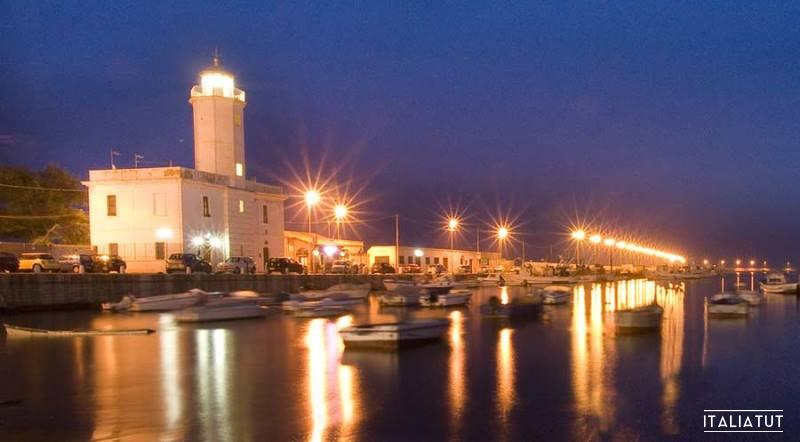 итальянский порт