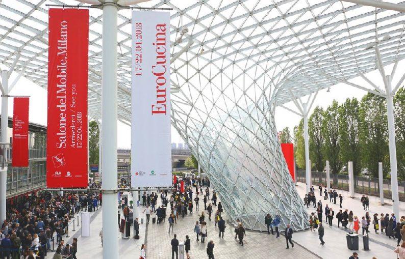 Выставка в Милане 2018