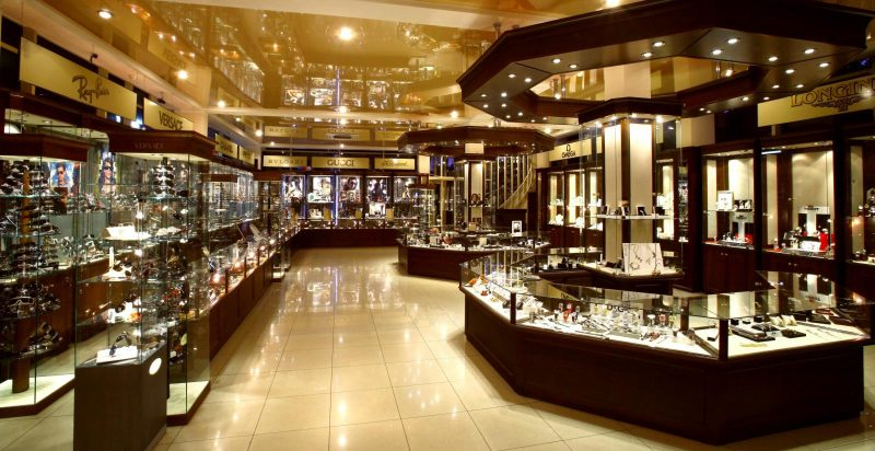 ювелирные магазины в милане