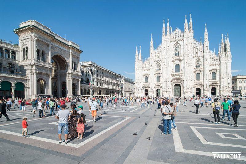 гид в Милане