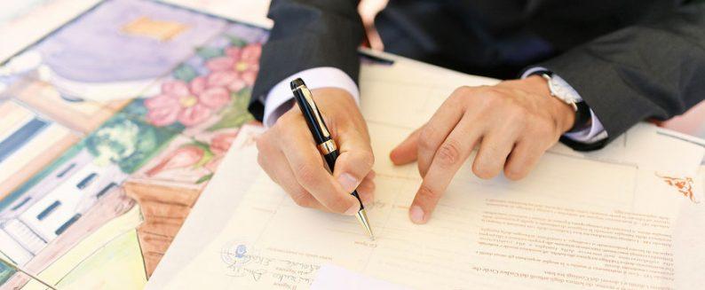 оформление документов в италию