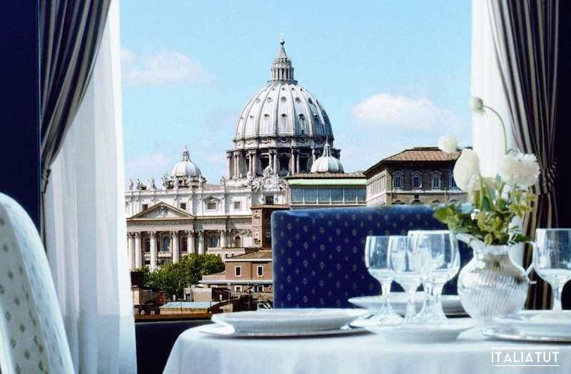 рестораны Рима