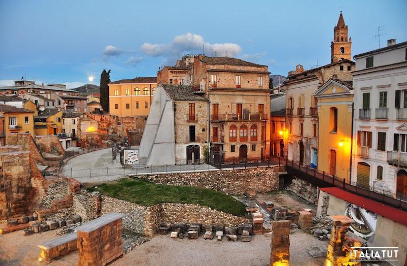 итальянские города, терамо