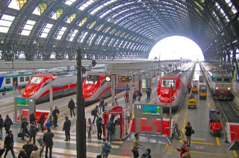 Как купит билет на поезда в италии в автомате поезд 89 москва жмеринка купить билет