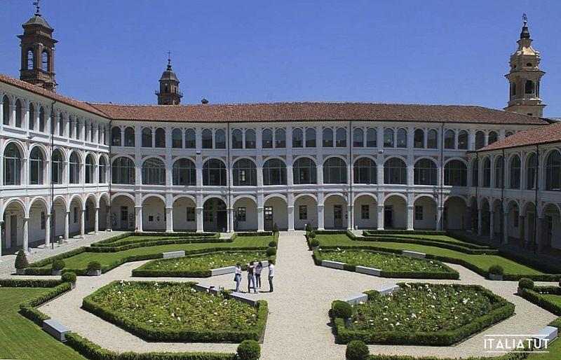 лучшие университеты италии